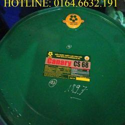 Dầu thủy lực Mekong Canary CS 68 phuy 200 L giá sỉ