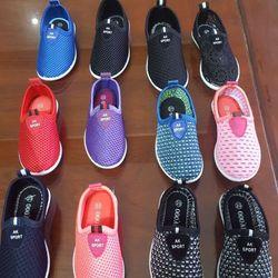 Giày lười trẻ em AK 17 giá sỉ
