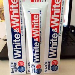 Kem đánh răng white and white giá sỉ