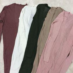 Áo khoác len quảng châu 135k giá sỉ
