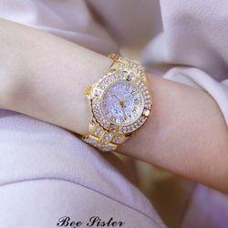 Đồng hồ nữ BS Bee Sister FA08040 đính đá giá sỉ giá sỉ