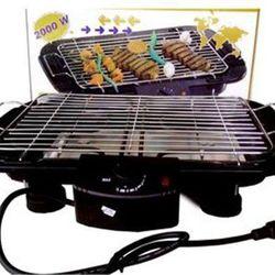 Bếp nướng không khói Electric barbecue grill 2000W Đen giá sỉ