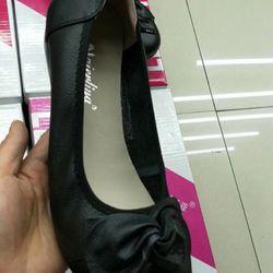 Giày búp bê da nữ giá sỉ