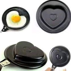 Chảo chiên trứngchiên bánh mini hình trái tim giá sỉ