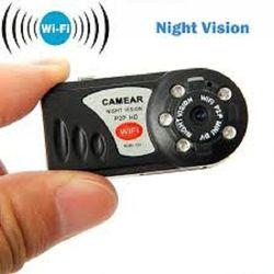 Camera WIFI siêu nhỏ Q7 - Camera mini WIFI siêu nhỏ - Đèn hồng ngoại quay đêm giá sỉ