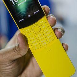 Điện thoại Nokia 8810 4G mới giá sỉ, giá bán buôn