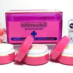 Set kem trắng da trị nám Clinic Yanhee Thái Lan giá sỉ, giá bán buôn