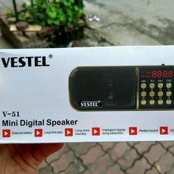 máy nghe nhạc đài FM vestel V51 giá sỉ