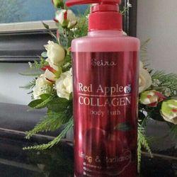 Sữa tắm trắng collagen táo đỏ- Thái Lan giá sỉ