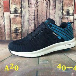 Giày thể thao nam A20 xanh biển giá sỉ