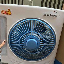 Quạt tích điện Ok Electric giá sỉ