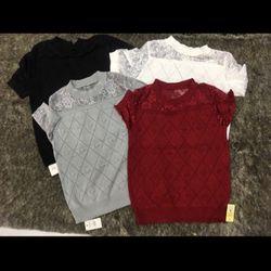 Áo len Quảng Châu 110k NY0906 giá sỉ