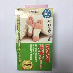 Miếng Dán Chân Khử Độc Tố Kenko Nhật Bản Hộp 30 Miếng giá sỉ