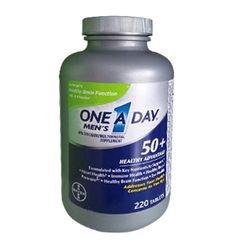 Vitamin cho nam giới trên 50 tuổi One A Day Men 50 của Mỹ giá sỉ