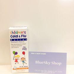 Siro cảm cúm Children Cold Flu Relief Natrabio giá sỉ