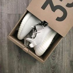 Sỉ sneaker Yeez-y 350 cream white rep giá sỉ