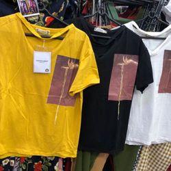 Áo thun Fom rộng giá sỉ, giá bán buôn