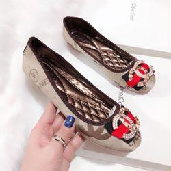 giày bup bê da mềm giá sỉ