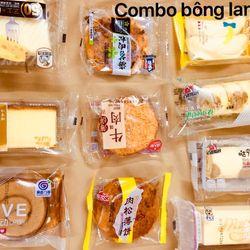 Bánh Mix Đài Loan - Top 10 Bánh Bông Lan giá sỉ