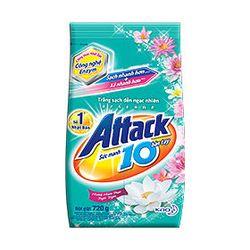 Bột giặt Attack hương Hạnh phúc ngọt ngào