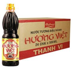 Gíá Nước Tương Hương Việt Cholimex 500ml x 24 chai giá sỉ