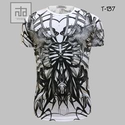 Áo thun nam in hình 3D T137 giá sỉ