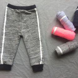quần da cá sọc thể thao cho bé năng động trộn mầu 1 túi 5c giá sỉ