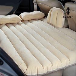 Giường đệm nệm hơi thông minh du lịch cho ôtô xe hơi Kèm bơm điện vòi đa năng sử dụng được trên xeINS09 kem giá sỉ
