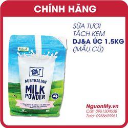 Sữa DJA dạng bột tách kem của úc