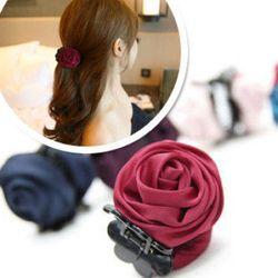 Kẹp tóc hoa hồng giá sỉ