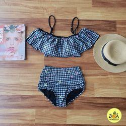 Bikini bèo kín đáo đi bơi đi biển giá rẻ giá sỉ