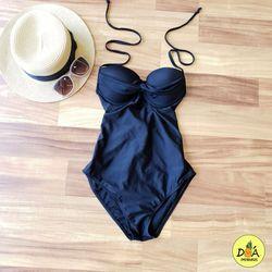 Chuyên sỉ bikini đồ bơi liền kín đáo đi biển giá sỉ
