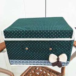 hộp vải đựng đồ gấp gọn giá sỉ, giá bán buôn