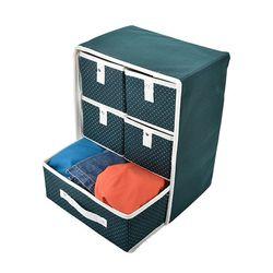 Tủ vải 5 ngăn khung cứng chống thấm Vina giá sỉ