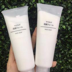 Sữa rửa mặt Muji Face Soap Nhật giá sỉ