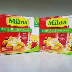 Bánh ăn dặm Milna 130gHàng nhập từ Inđônêsia giá sỉ