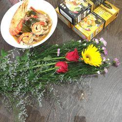 Gia vị lẩu canh Tom Yum Sutharos Thái Lan giá sỉ