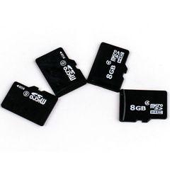 Thẻ nhớ TF 8GB Class 10 dung lượng 742 giá sỉ
