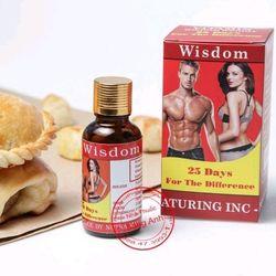 Thuốc tăng cân Wisdom xịn giá sỉ
