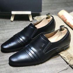 Giày tây Nam mẫu mới giá sỉ
