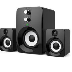 Loa nghe nhạc máy tính điện thoạiBass ấm FT201 speakers Nhập giá sỉ