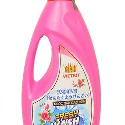 Nước giặt JAPAN 100 thiên nhiên 1300ml