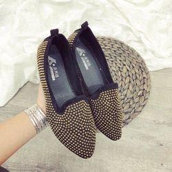 giày bup bê mui nhọn giá sỉ