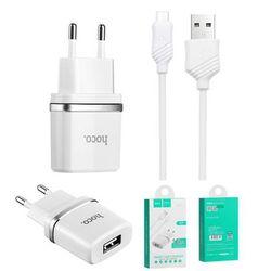 HOCO - Bộ cóc cáp sạc C11 IPHONE- Cổng Apple Lighting giá sỉ