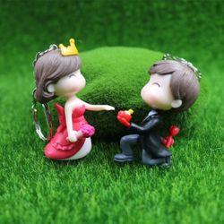 móc khóa cặp cô dâu chú rễ cầu hôn giá sỉ