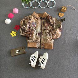 Áo khoác lót lông cho bé giá sỉ, giá bán buôn
