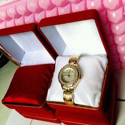 hộp đồng hồ nhung gối giá sỉ