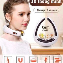 máy massage cổ 3D thông minh giá sỉ