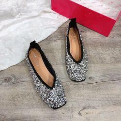 giày bup bê kim tuyên giá sỉ, giá bán buôn