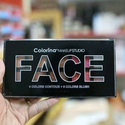 Phấn mặt Face kèm má hồng giá sỉ